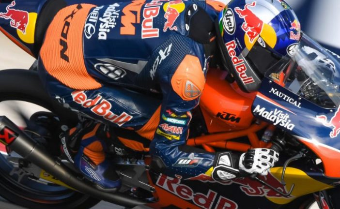 MotoGP: en Moto3, Binder sentencia el campeonato con su quinto triunfo