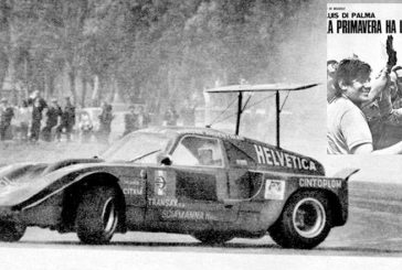 21 de septiembre de 1969, en Maggiolo, Rubén L. Di Palma ganaba por 1ª vez en Sport Prototipos