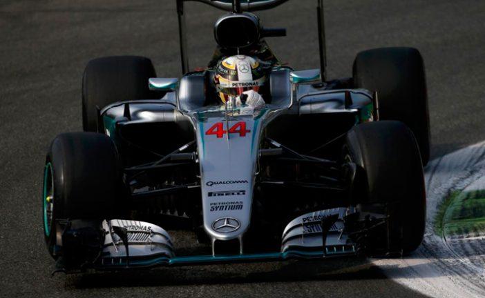 Fórmula 1: Hamilton lidera en los Libres 2 de Italia mientras Alonso sorprende