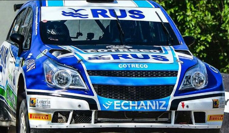 Rally Argentino: Ligato no quiere cortar la racha