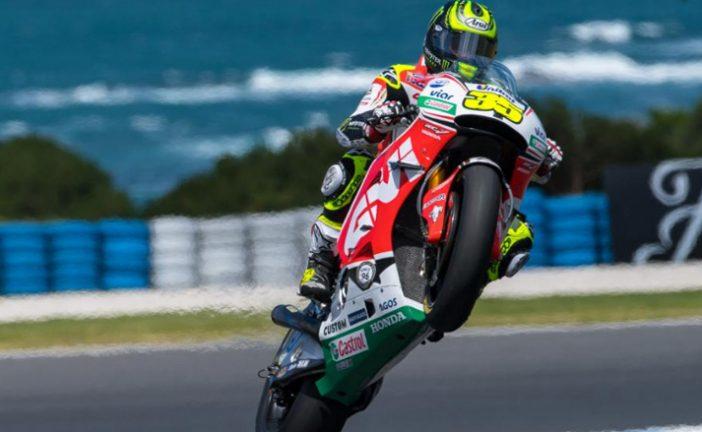 MotoGP: Victoria de Crutchlow en Phillip Island