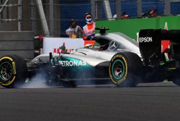 Fórmula 1: Hamilton se lleva la Pole en México