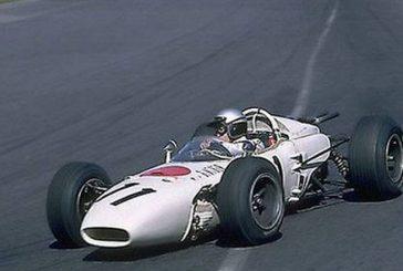 24 de octubre de 1965, primer triunfo de Honda