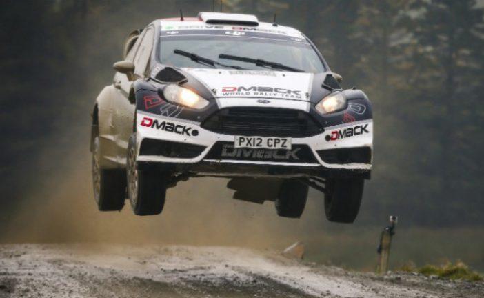 WRC: Tänak reduce la diferencia