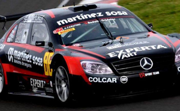 TRV6: Canapino logró su pole Nº35