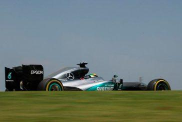 Fórmula 1: Hamilton también domina los Libres 2 en Brasil