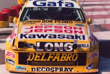 1 de noviembre de 1992, se inauguraba el circuito de Oberá y Zanatta se llevaba la victoria