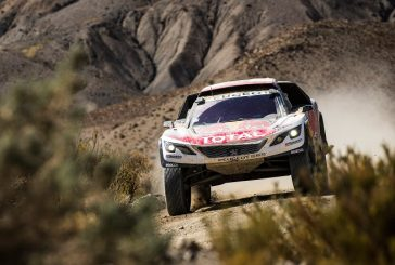 Rally Dakar: Etapa 4 / San Salvador de Jujuy (Argentina) – Tupiza (Bolivia)