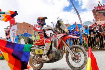 Rally Dakar: Etapa 5 / Tupiza (Bolivia) – Oruro (Bolivia)