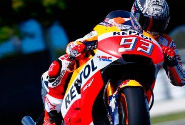 MotoGP: Márquez lidera el test de Phillip Island