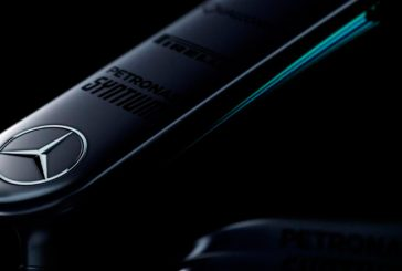 Fórmula 1: Mercedes muestra detalles del W08