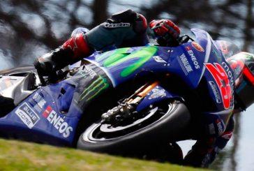 MotoGP: Viñales dominó los test en Phillip Island