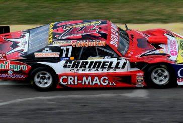 TCP: Las series fueron para Ventricelli y Carinelli