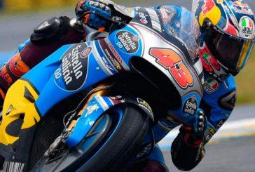 MotoGP: Miller se lleva el acumulado y Dovizioso brilla en la lluvia