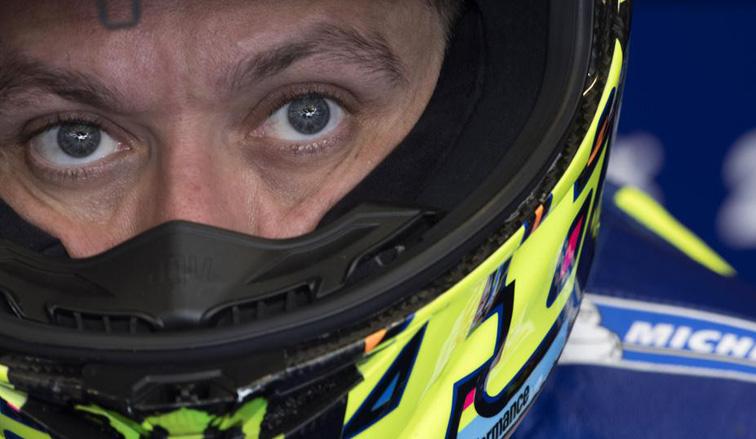 MotoGP: Rossi sufre un accidente de motocross y está hospitalizado