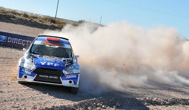 Rally Argentino: El «Coyote» Villagra consiguió el mejor registro del Shakedown