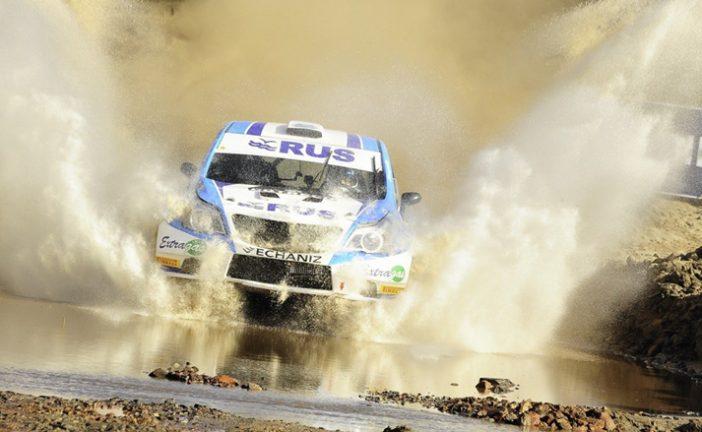 Rally Argentino: Ligato, el dueño del «Poncho»