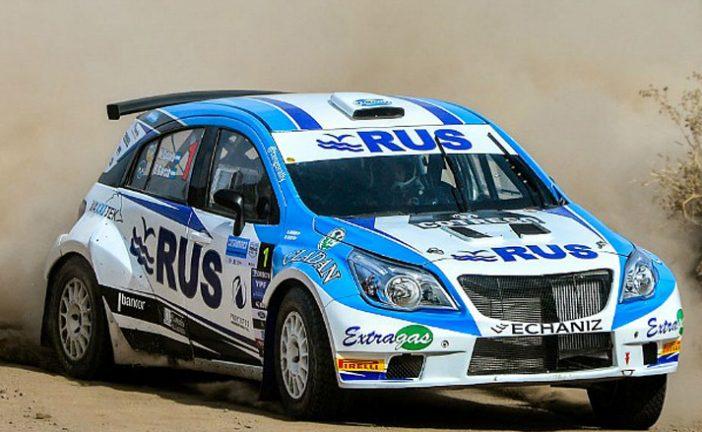 Rally Argentino: Ligato marca el rumbo en Catamarca