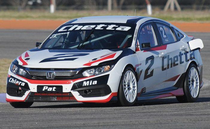 TN C3: Pernía logró la pole position