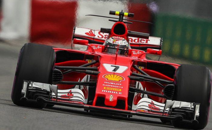 Fórmula 1: Ferrari responde en los Libres 2