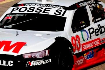 TR Series: Rodriguez fué el más veloz en El Zonda