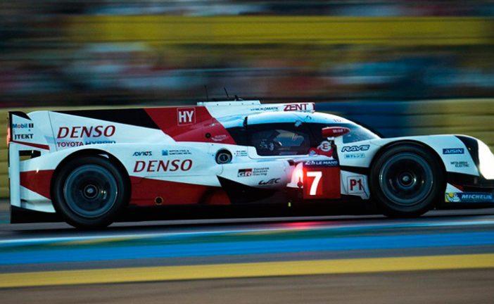 WEC: Pole para Toyota…»Pechito» López larga en el 5º lugar