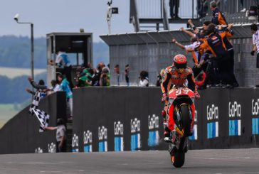 MotoGP: Márquez sumó su octavo triunfo en Sachsenring
