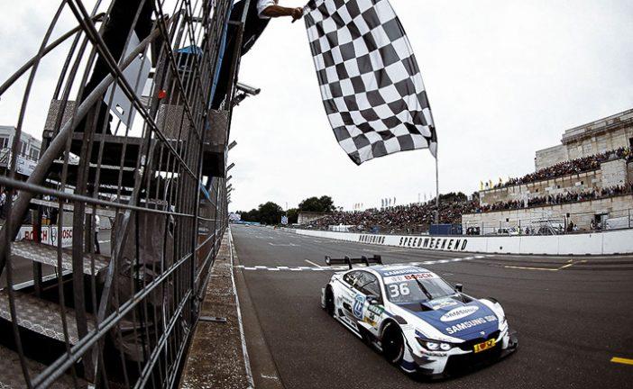 DTM: Martin gana la segunda carrera en Norisring