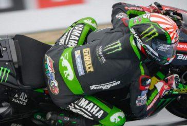 MotoGP: Zarco dominó los Libres1 bajo la lluvia