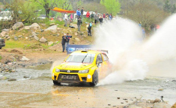 Rally Argentino: García Hamilton tuvo revancha