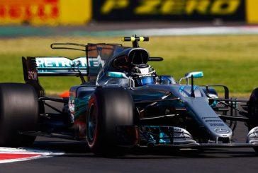 Fórmula 1: Bottas al frente en los Libres 1