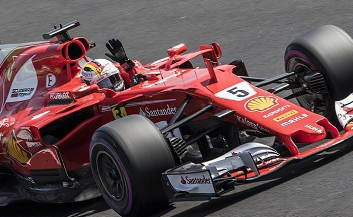 Fórmula 1: Vettel aprovecha la falla de Hamilton y se lleva la pole