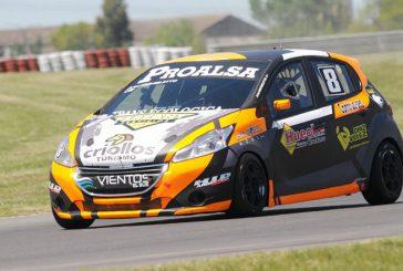 TN C2: Michieletto logró la pole position en la primera clasificación
