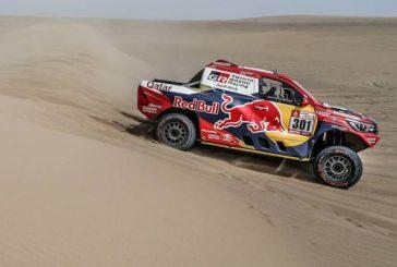 Rally Dakar: Sin especulaciones, Al-Attiyah ganó la Etapa 1 – Lima/Pisco