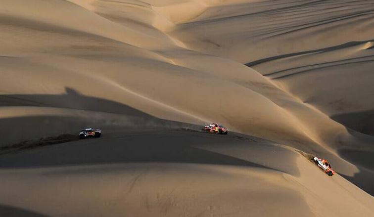 Rally Dakar: El «Señor Dakar» gana la etapa 5: San Juan de Marcona / Arequipa
