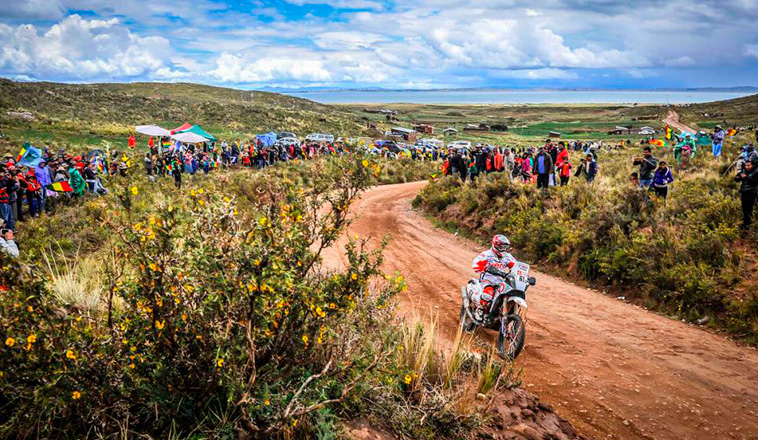 Rally Dakar:  Villagra vuelve a ganar, esta vez en la etapa 6 – Arequipa / La Paz