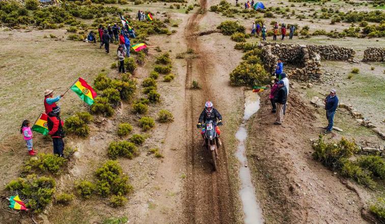 Rally Dakar: Villagra llegó segundo en la etapa 7 / La Paz – Uyuni