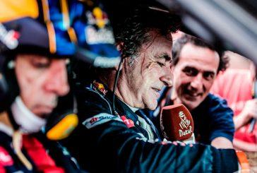Rally Dakar: Levantan la sanción a Sainz