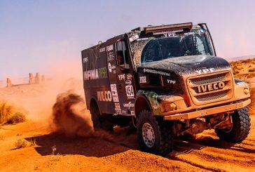 Rally Dakar: El «Coyote» ganó la 3° Etapa – Pisco / San Juan de Marcona