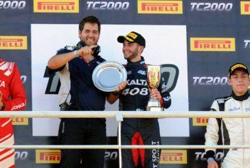 TC2000: Lima Capitao ganó el Sprint