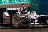 Fórmula E: «Pechito» larga desde el puesto 11º