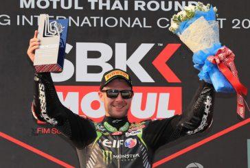 Super Bike: Rea gana la primera carrera, «Tati» Mercado terminó 13º