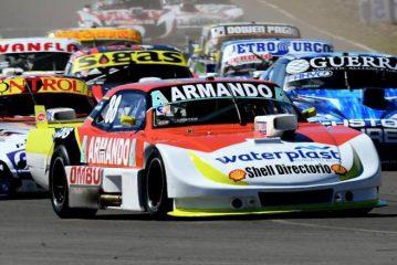 TCP: Agrelo y Vasquez, los ganadores de las series