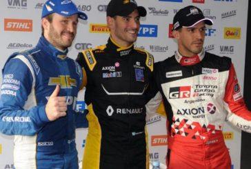 STC2000: Ardusso y Renault están a pleno