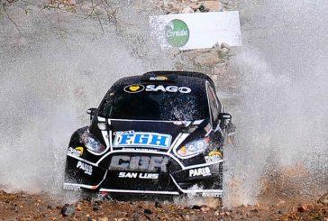 Rally Argentino: Baldoni arrancó motivado