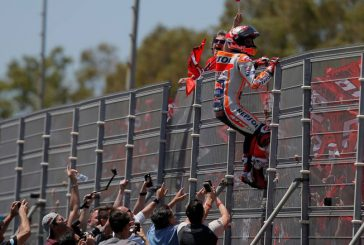 MotoGP: Victoria de Márquez y strike de Pedrosa, Lorenzo y Dovizioso