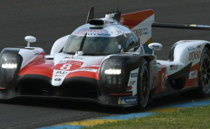 WEC: Alonso lidera el 'Test Day' de las 24 Horas de Le Mans