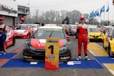 TC2000: Pole y carrera clasificatoria para Palazzo