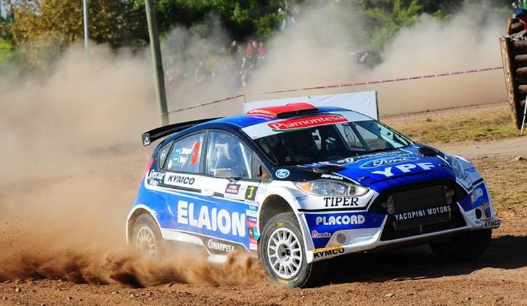 Rally Argentino: Villagra no deja dudas