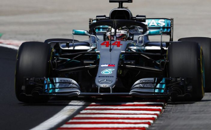 Fórmula 1: Hamilton y una cómoda victoria en Hungría